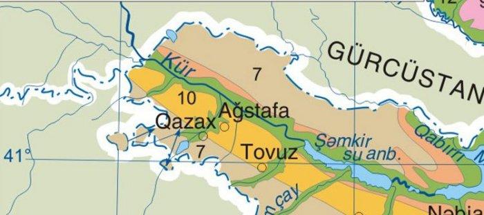 (Source: Landsaft Xeritesi, 1:3.150.000, Du00f6vlet...