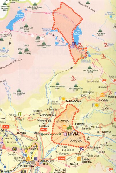 map of paradores in spain with Llivia on 3896950150 together with Paradoresplans Three Day Getaway Cardona furthermore Oviedo Spain Map together with 256 furthermore Car Hire In Spain Hints And Tips On Car Hire Valencia Airport Motorway Autopista Autovia.